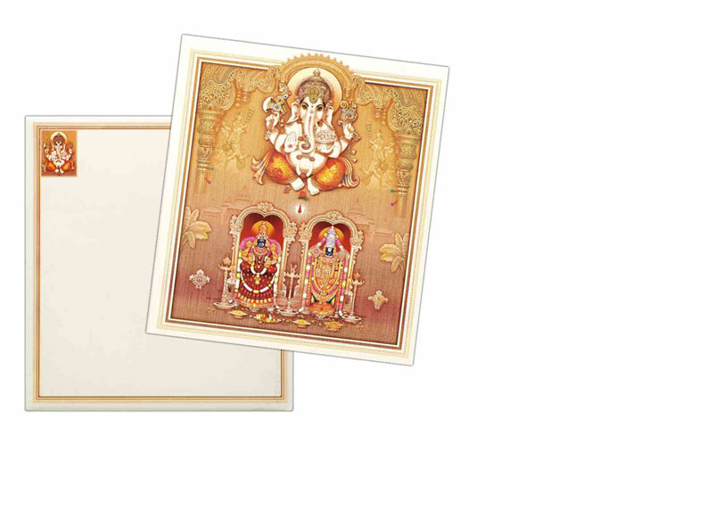 Buy Hindu Wedding Invitation Cards Online For Rich Variety
