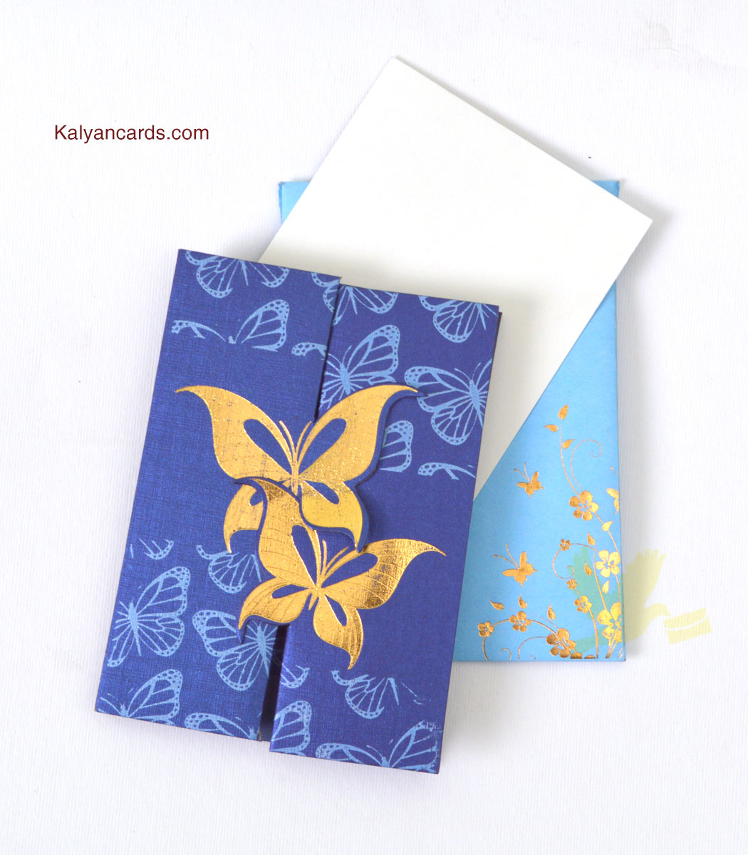 Butterfly Invitations Wedding Cards birthday card