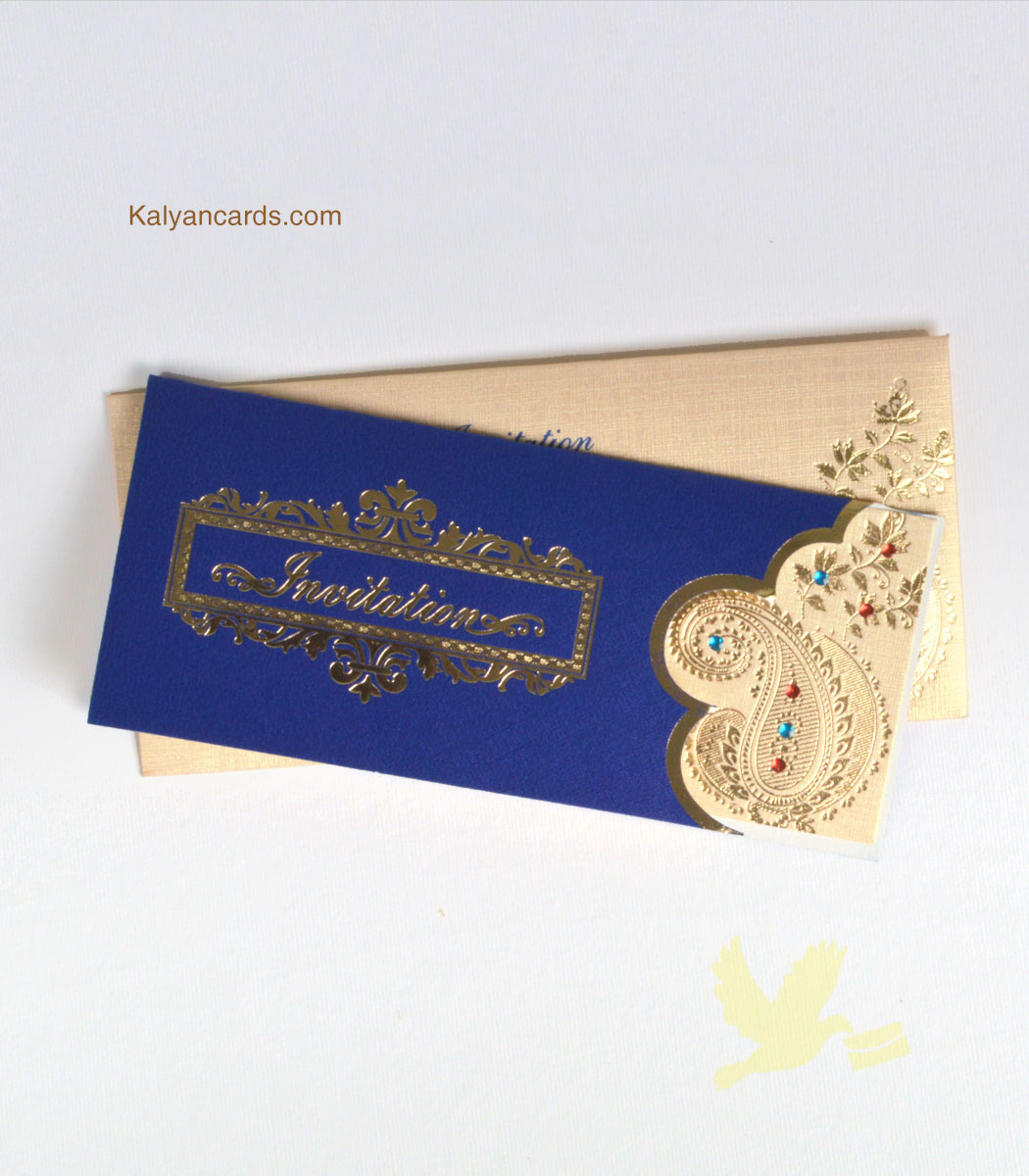 Personal Invitation Cards Pack Of 50