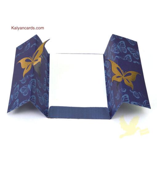 butterfly open inner sheet