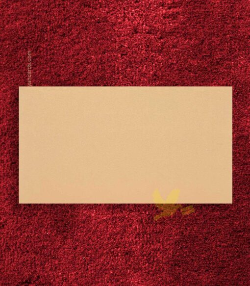 wedding invitation card template with cartoon couple