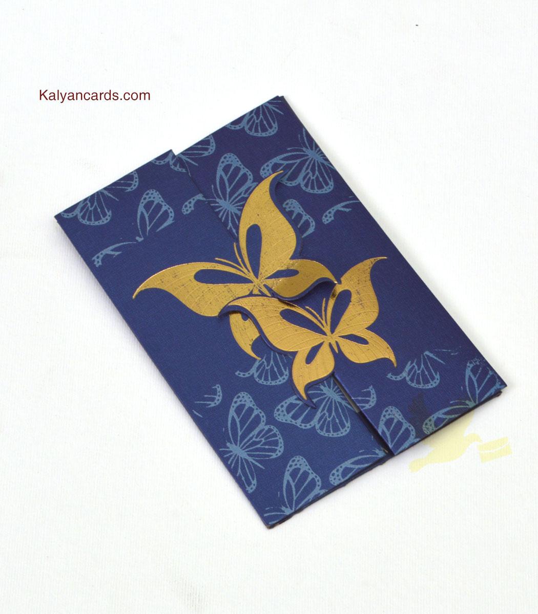 Butterfly Invitations Wedding Cards birthday card