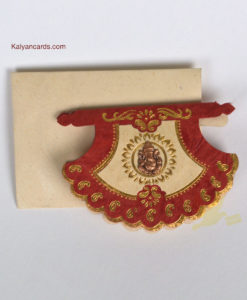 Handmade personal invitation cards