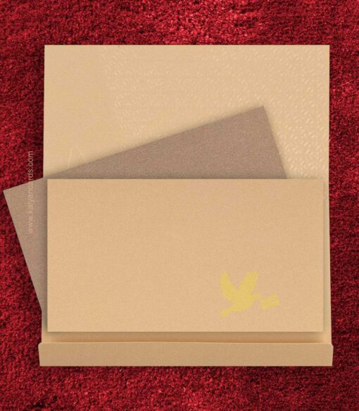 Card with inner couple invitationcards