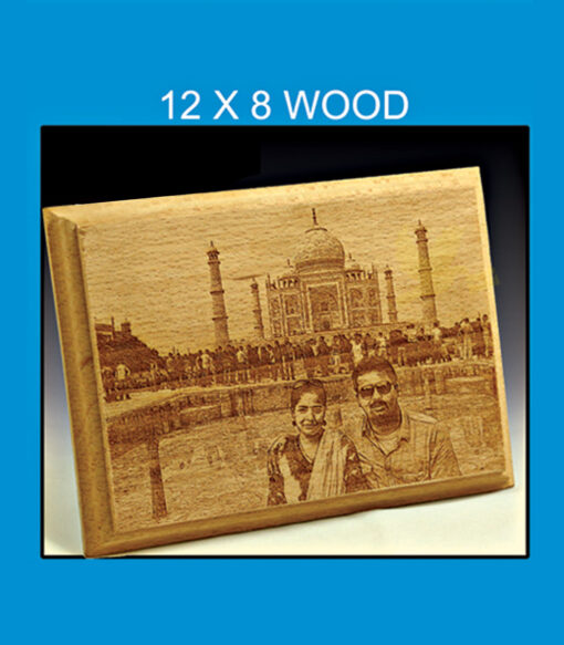 wooden customized photo frames engraved