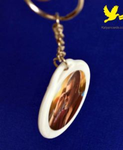 plastic keyrings with customized photo print