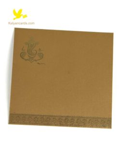 Hindu Marriage cards