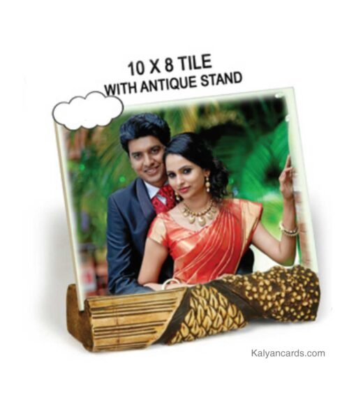tile with antique stand photo tiles